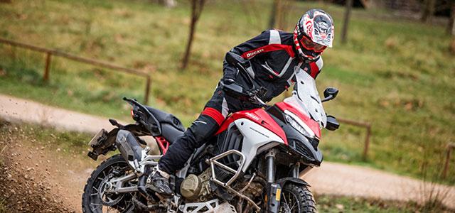 Prueba Ducati Multistrada V4