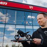 La Ducati Multistrada V4 alcanza las 5.000 unidades vendidas