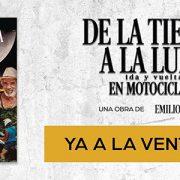 """""""De la tierra a la luna"""", el esperado título de Emilio Scotto"""