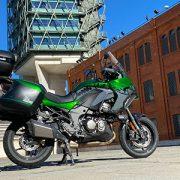 Kawasaki Versys 1000 SE: Potencia viajera