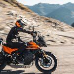 KTM 890 Adventure: La viajera para campo
