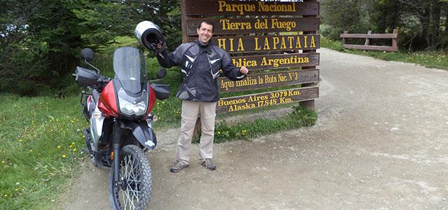 Ripio y aventuras por Chile y Argentina