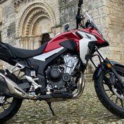 Honda CB500X: Alma funcional