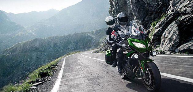 Kawasaki añade dos nuevas versiones para la Versys 650