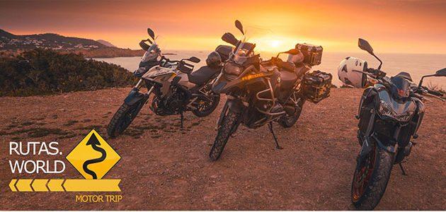 Ibiza Rider Day, mototurismo por los rincones más bellos de la isla