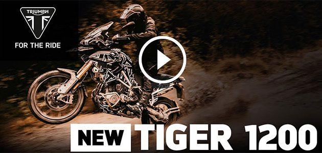 Así será la nueva Triumph Tiger 1200, su Adventure más ligera y potente